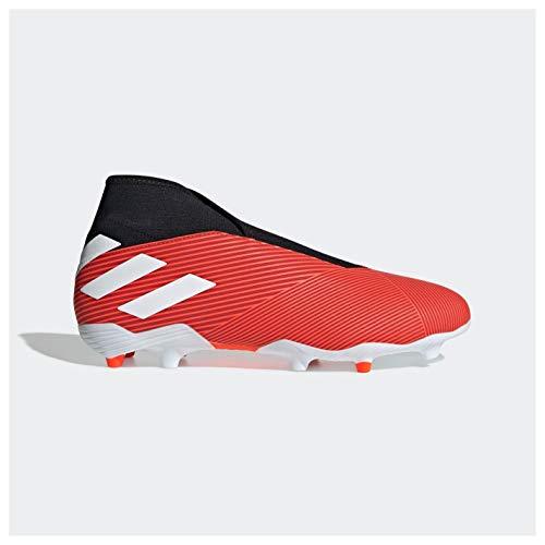 adidas Herren Fussballschuhe Nemeziz 19.3 LL FG ACTRED/FTWWHT/Solred 40 2/3 - 40 Fußball