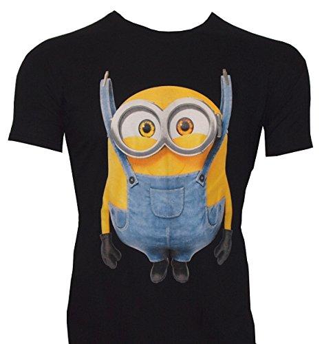 Minions T-Shirt Bob an der Leine (M)