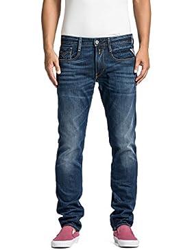 Replay Herren Slim Jeans Anbass