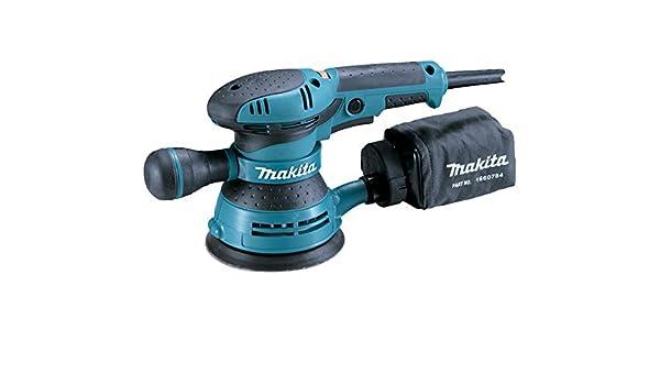 Makita BO5041 3-Amp 4000-12000 OPM D-Handle Random Orbit Sander 5-Inch