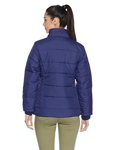 Qube By Fort Collins Women's Cape Jacket (39203_Blue_XL)