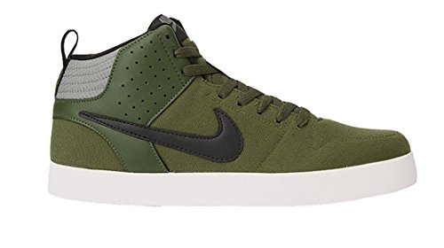 Nike Men's Liteforce III Mid Olive Casual Shoes (8 UK/India)