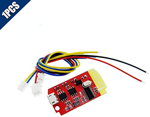 ICQUANZX Placa receptora Bluetooth BT 5.0 Amplificador