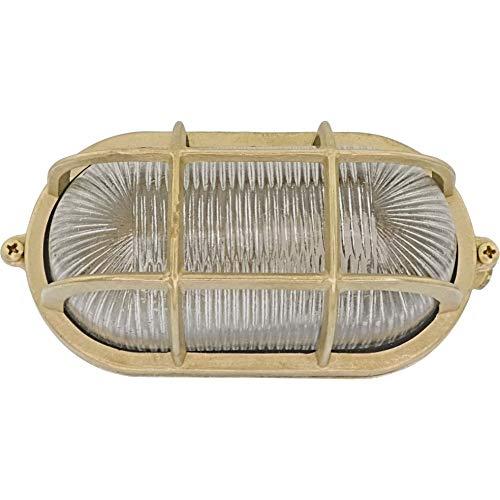 Navi 10W LED Lampada applique da soffitto da parete da muro costruire dall ottone per esterni o per interni illuminazione per marina nautica barca