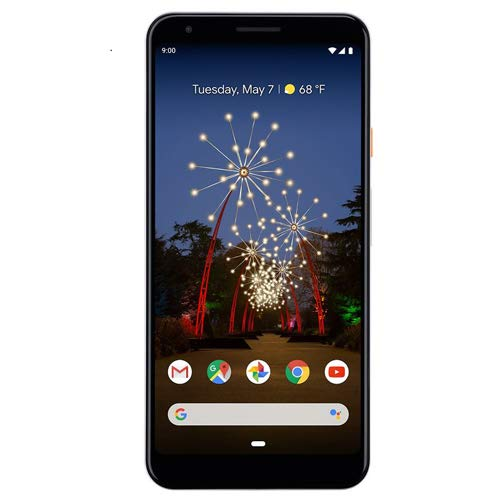 Google Pixel 3A XL Clearly White 64GB Best Price and Cheapest
