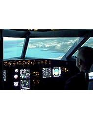 Geschenkgutschein: Flugsimulator A320