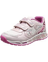 Geox Mädchen J Shuttle Girl B Low-Top