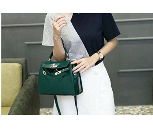 Frau LAIDAYE Frühlings- Und Sommerhandtasche Mode-Handtaschen Mobile Messenger Tasche 1