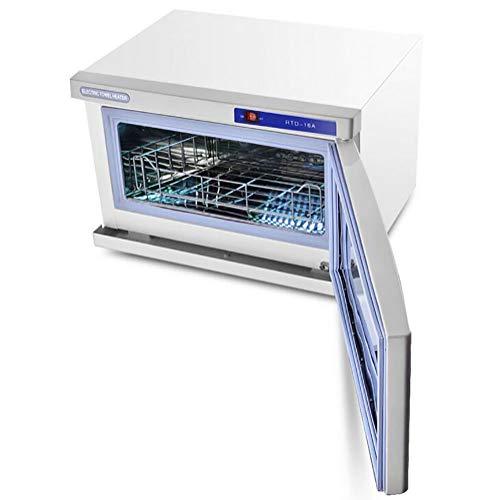 LYNY Handtuchwärmer, Multifunktion-Sterilisatoren UV Sterilisatoren Edelstahl-Sterilisationsstörung Automatische elektrische Handtuchkabinett 16L