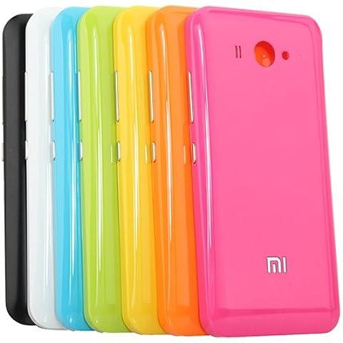 Con estilo elegante del color del caramelo Xiaomi M2 M2S caso de protección.