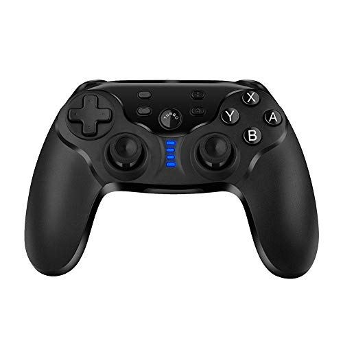 Shuaixiao Gamepad Wireless Controller für Nintendo Switch mit Screen Capture Double Motor Vibration -