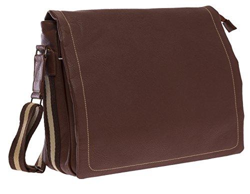 big-handbag-shop-grosse-umhangetasche-unisex-aus-kunstleder-mit-mehreren-taschen-9015-mittel-tan