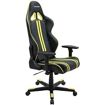 DXRacer OH/RF9/NY Gepolsterter Sitz Gepolsterte Rückenlehne Büro- & Computerstuhl, OH/RF9/NY