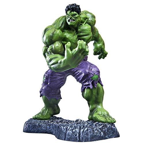 Llsdls Spielzeugmodell Avengers Hulk Statue Modell Geschenk Dekoration Spielzeug