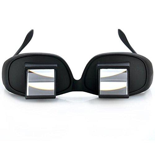 SHULING HD Faulheit Brille Kurzsichtigkeit Brille Liegen in der Horizontalen Lesen Fernsehen Brechung Augen Kühlen, Spielen Mobile Telefonnummer.