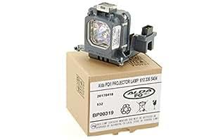 Alda PQ Premium, Lampe de projecteur pour SANYO POA-LMP114 Projecteurs, Lampe avec logements