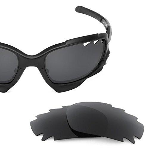 sunglasses restorer Basic Kompatibel Ersatzgläser Black Iridium für Oakley Jawbone Vented