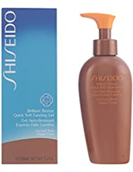 Solar Treatment de Shiseido Brilliant Bronze Quick Self-Tanning Gel 150ml