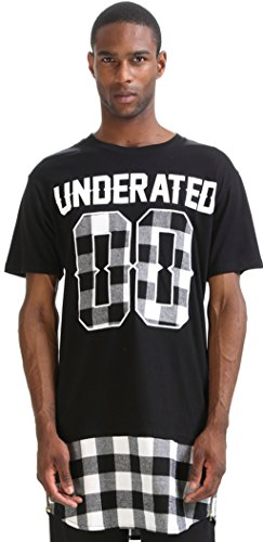 Pizoff -  T-shirt - A quadri - Maniche corte  - Uomo K4106 Small