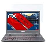 atFolix Schutzfolie kompatibel mit Samsung Odyssey Z Panzerfolie, ultraklare und stoßdämpfende FX Folie (2X)