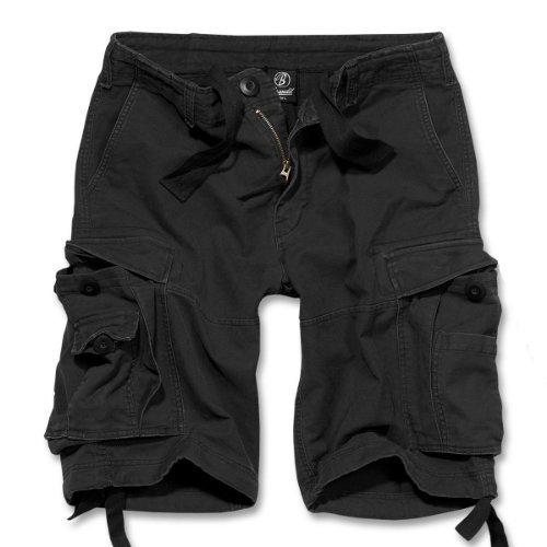Brandit Vintage Shorts Pantaloncini Vintage nero S