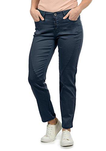 DESIRES Elbja Damen Jeans Denim Hose Boyfriend-Jeans Aus Stretch-Material Loose Fit, Größe:34, Farbe:Insignia Blue (1991) - Calvin Klein-loose-fit-jeans