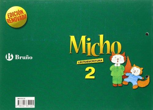 Español Micho 2 Lectoescritura