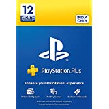 PlayStation Plus: 12 Month Membership Card (Email Delivery in 1 hour- Digital Voucher Code)