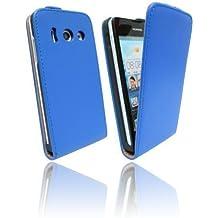Custodia Protettiva per Huawei ascendere Y300 in blu per @ Energmix