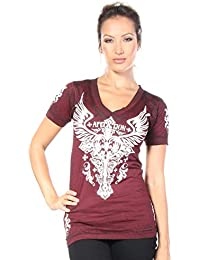 Affliction Montreaux - T-shirts - Femmes