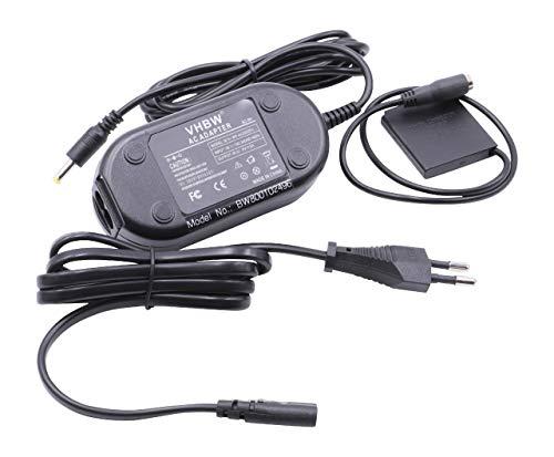 1 x Kamera-Netzadapter passend für FujiFilm, Fuji Finepix, Kodak, Pentax, u.a. Ersetzt AC-5VX, CP50, CP-50, u.a.