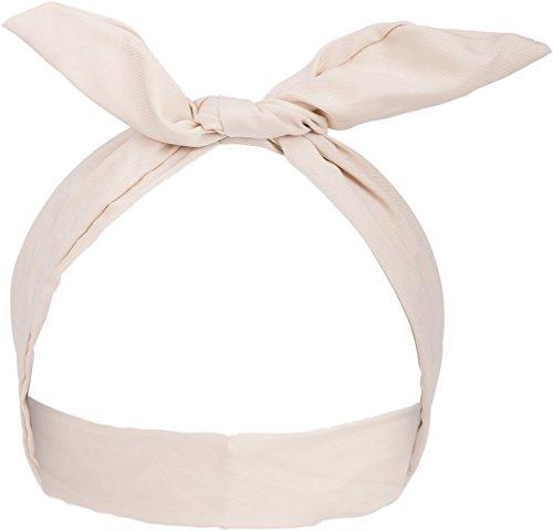 Haarband Elwira Vintage Tuch Gesamtlänge ca. 85cm (Einfach Pinup Haar)