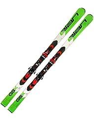 Elan–GSX Fusion + Fijación ELX 12.0–Esquí para Hombre con fijaciones–2017/18–175cm
