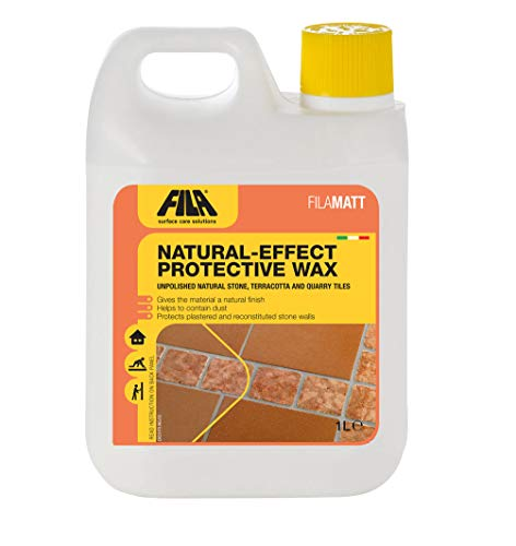 Price comparison product image FILA MATT Natural Effect,  High-Performance Protective Wax 1L