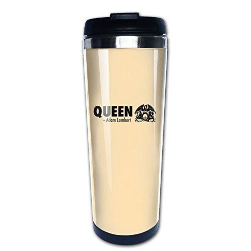 Queen und Adam Lambert to go Kaffee Becher Edelstahl