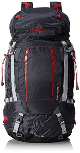 Ferrino Finisterre, zaino da escursionismo da 48 l, nero o rosso