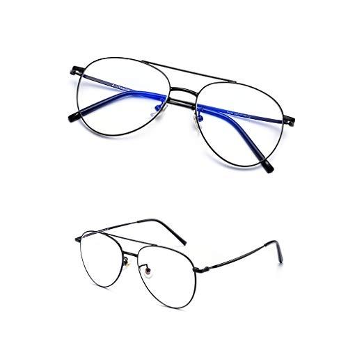 Axclg Reading glasses Farbwechselnde Sonnenbrille, männliche Lesebrille passt den Grad automatisch an, intelligente Zoom-Lesebrille (Gold, Schwarz)
