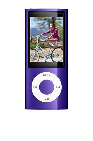 Apple iPod Nano MP3-Player mit Kamera purple 8 GB