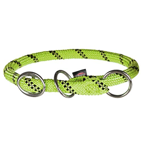 Trixie Sporty Rope Zug-Stopp-Halsband Hundehalsband Hun…   05903133264989