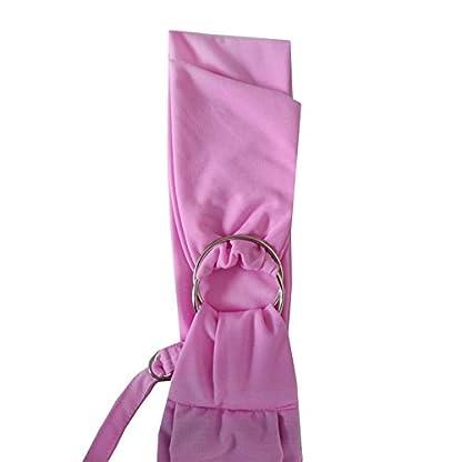 PENIVO Reversible Pet dog Bag Hands Free,Strap Adjustable Sling Carrier Transport bags shoulder bag for small medium… 7