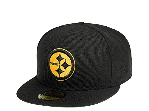 New Era Pittsburgh Steelers Prime Pop Edition 59Fifty Fitted Cap (7 1/2)