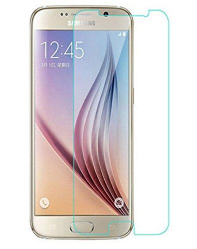 [2 Stück] Samsung Galaxy S7 Panzerglas Panzerfolie Schutzglas Echt Glas 9H Displayschutz Glasfolie (2X Glasfolie)