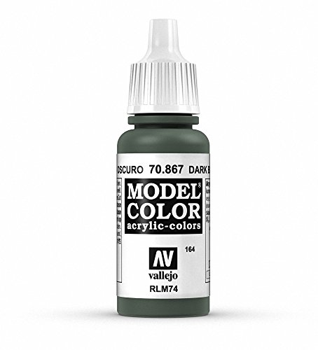 Vallejo Acrylic Model Colore - Olive Verde - Val967