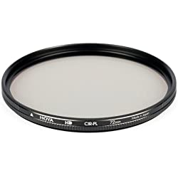 Filtre polarisant circulaire Ø72,0mm série HD HOYA