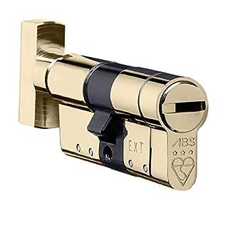 ABS Avocet Daumen drehen Tür-Zylinder kein extra Schlüssel