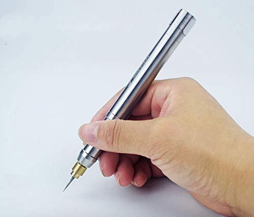 whitezzz Wiederaufladbare miniatur gravur stift nagelpoliermaschine DIY gravur werkzeug zum polieren ei schnitzen holzschnitzerei, etc.