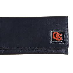 Oregon St. Beavers Women's Leather Wallet