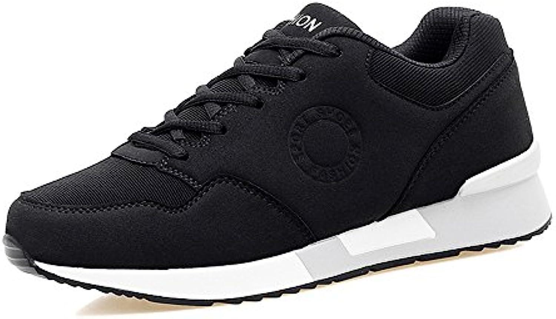 Shufang-scarpe, 2018 scarpe da da da ginnastica da atletica da uomo Casual stile nuovo fondo pesante con muffin e alta scarpa da corsa... | Design moderno  | Uomo/Donne Scarpa  5404ad