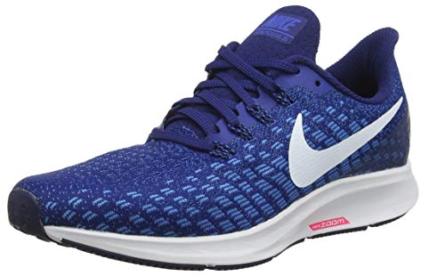 wholesale dealer 50042 53110 Nike Air Zoom Pegasus 35, Zapatillas de Running para Hombre, Azul (Indigo  Force
