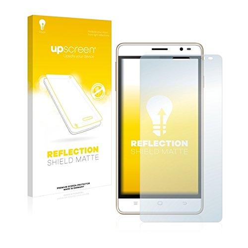 upscreen Reflection Shield Matte Bildschirmschutz Schutzfolie für Hisense HS-U972 (matt - entspiegelt, hoher Kratzschutz)